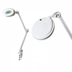 Лампа-лупа/диоптрии + кронштейн (22W 8)
